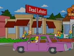 Dead Lobster Restaurant