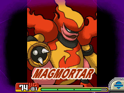 Boss - Magmortar