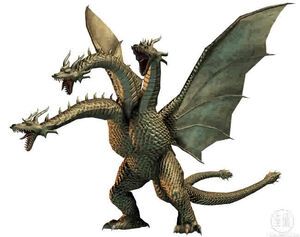 King Ghidorah Unleashed