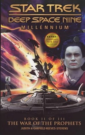 The War of the Prophets-Pocket DS9 Millennium