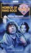 Horror of Fang Rock VHS Australian cover