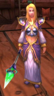 Jaina Proudmoore