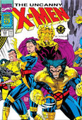 Uncanny X-Men Vol 1 275