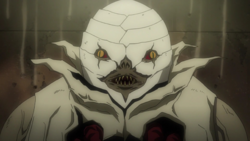 Sidoh as seen in Death Note.