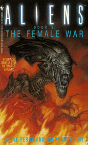 The Female War Cover