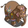 Indian Elephant-icon