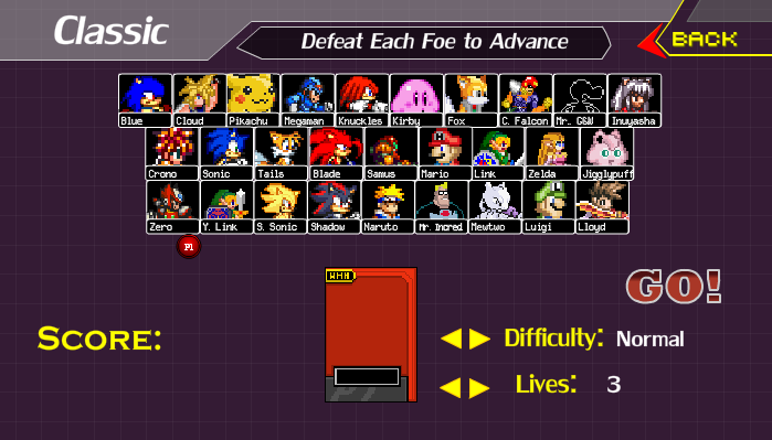 super smash flash 1