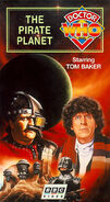 The Pirate Planet VHS US cover