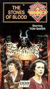 The Stones of Blood VHS US cover