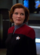 Janeway possessed