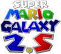 Super Mario Galaxy 3 Logo