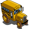 School Bus Plow-icon