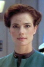 Jadzia Dax Odan-Make-Up