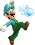 Ice Luigi