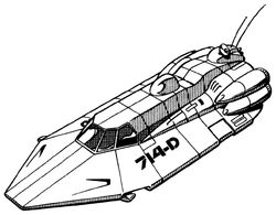Command Speeder 714-D
