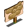 Peanut Mastery Sign-icon
