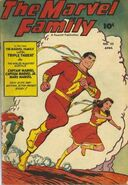 Marvel Family Vol 1 22