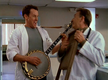 3x16 Cox Kelso banjo