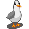 Treasure Seagull-icon