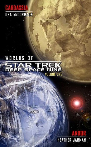 Worlds of Star Trek Deep Space Nine 1