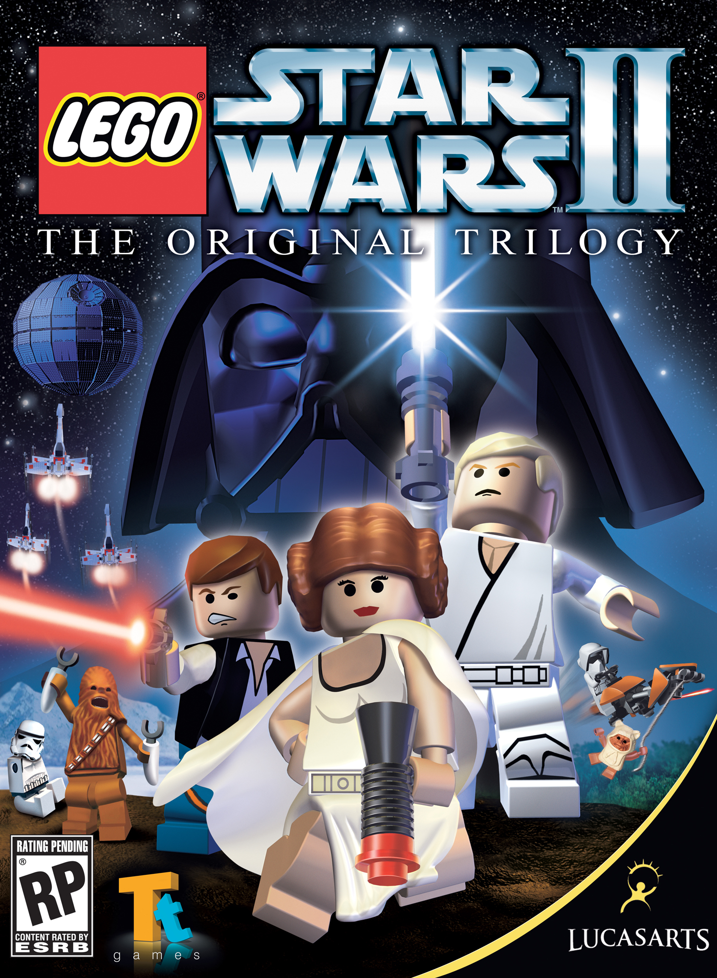 Lego star wars ii the original trilogy wookieepedia the star wars