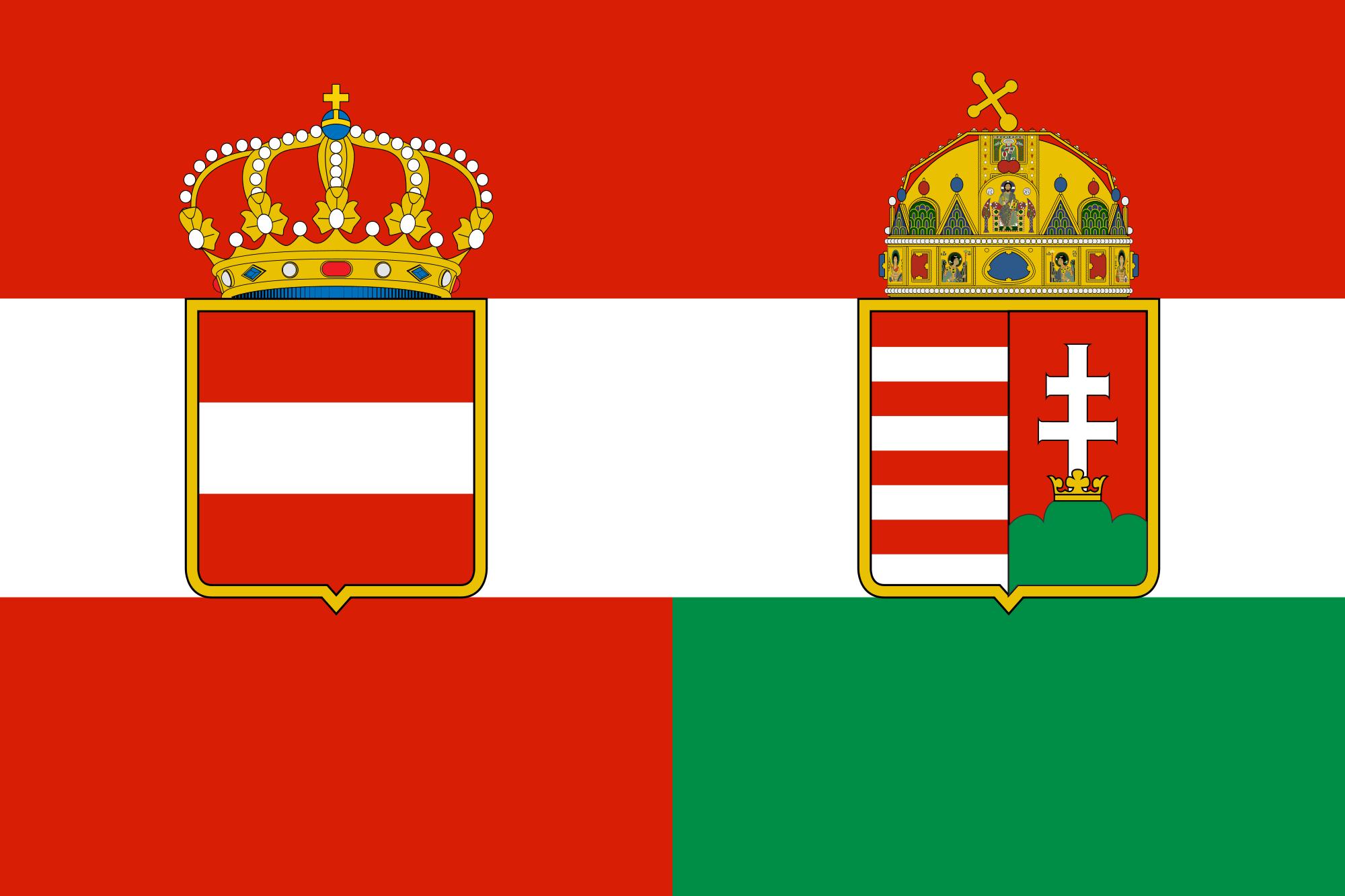 VICTORIA II: CRISIS Y REVOLUCIONES ( III MP OFICIAL) - Página 2 Bandera_del_Imperio_Austro-H%C3%BAngaro