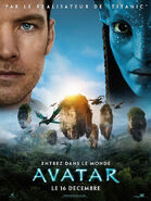 French-avatar-poster