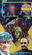 The Claws of Axos VHS UK cover