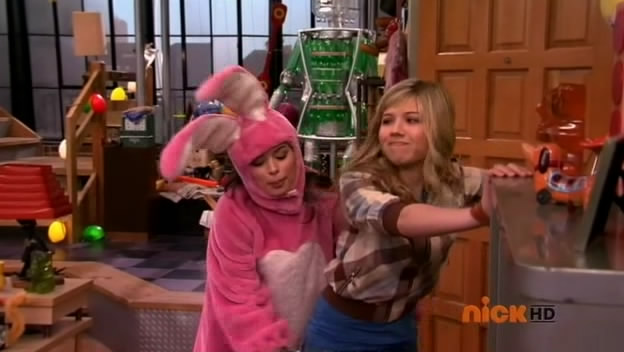 ISaved Your Life   Carly Wears A Bunny Suit   Furry Pink Full Body