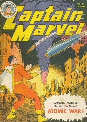 Cover for Captain Marvel Adventures #66