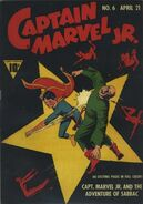 Captain Marvel, Jr. Vol 1 6