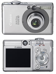 Canon PowerShot SD400