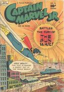 Captain Marvel, Jr. Vol 1 76