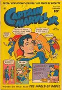 Captain Marvel, Jr. Vol 1 108
