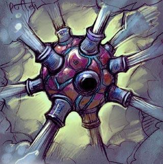 puffer metroid alien species wiki aliens ufos