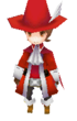 Arc Red Mage Battle