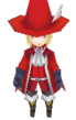 Ingus Red Mage Battle