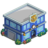 Police Station-icon