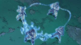 Kuchiyose • Namekuji (Invocação • Lesma) 320px-Chakra_Transfer