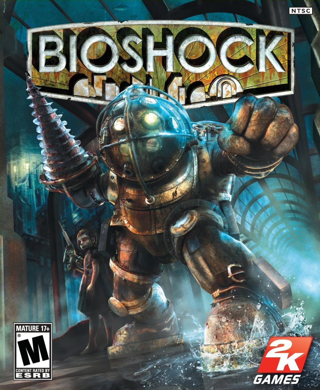 Bioshock the bioshock wiki bioshock bioshock 2 - Bioshock wikia ...