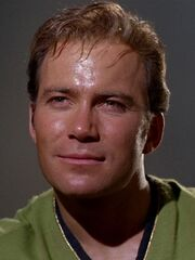 James Tiberius Kirk Spiegeluniversum