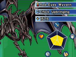 Red-Eyes Wyvern-WC09