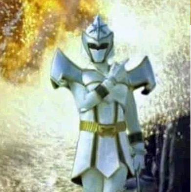 File White mystic force ranger pngWhite Mystic Ranger