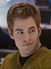 James Tiberius Kirk 2258