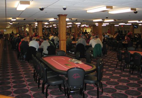 mountaineer casino games