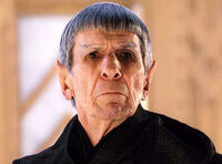Spock, 2387
