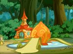Pixie house
