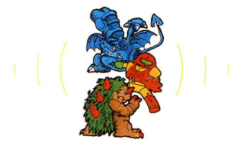 Metroid 1 (Video Game) - TV Tropes