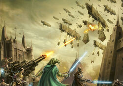 800px-Battle of Coruscant (Great Hyperspace War)
