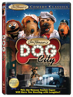 Dog city NTSC DVD
